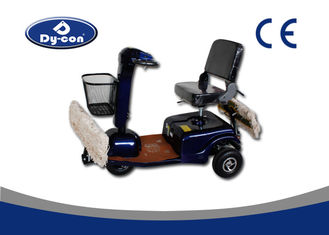 Riding On Dust Cart  Floor Cleaning Scooter Equipment Easy Operation