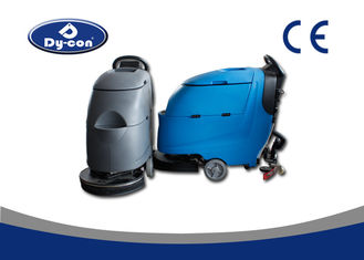 Automatic Commercial Tile Floor Cleaning Machines Different Color Battery Charging