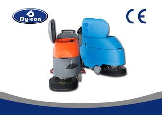 Stable Structure Stone Floor Cleaner Machine , Battery Powered Shop Floor Cleaning Machine